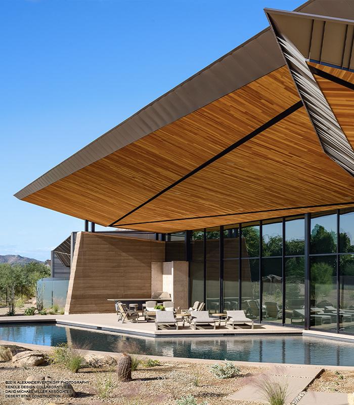 Arizona real estate modern home