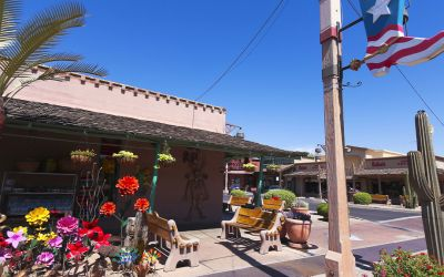 Living in Old Town Scottsdale: The City's Historic Downtown Hub